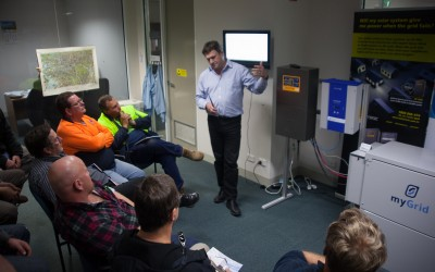 SPS Training Course Visit Selectronic